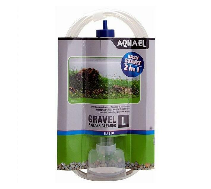 Aquarium Gravel and Glass Cleaner - Large (330mm)