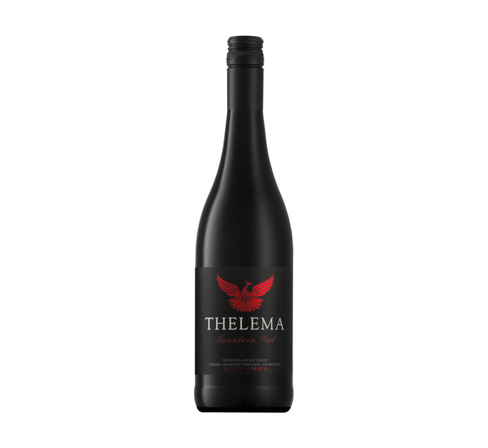 Thelema Mountain Red (1 x 750 ml)