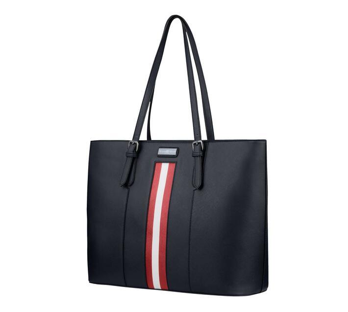 "SupaNova Janey 15.6"" Laptop Handbag - Navy"