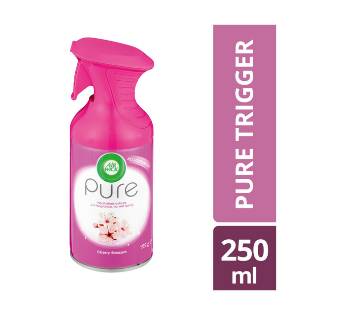 Airwick Pure Aerosol Trigger Cherry Blossom (1 x 250ml)