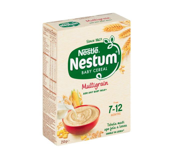 Nestle Nestum Infant Cereal Multigrain Probio 4 (6 x 250g)
