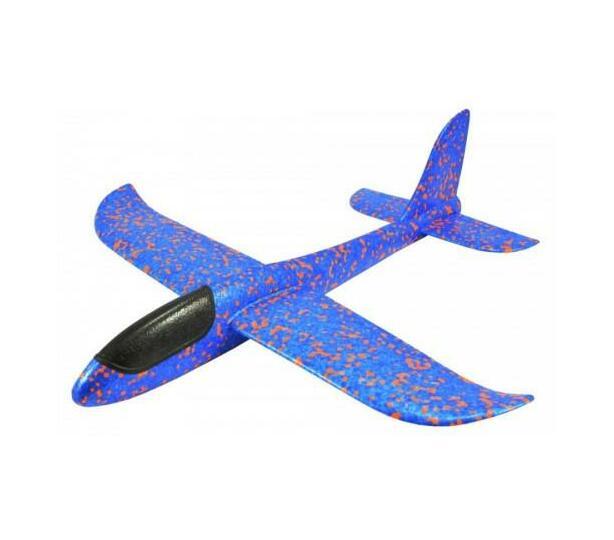Foam Airplane Throwing Glider