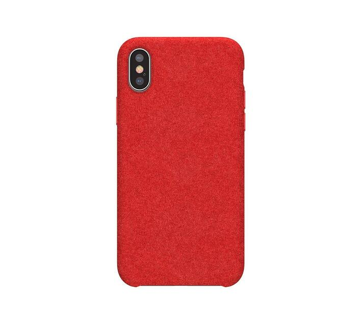 Baseus Original Super Fiber Series Case for iPhone X & XS - Red