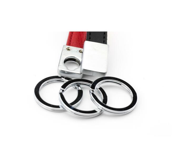 Troika Keyring Twist-Lock TWISTER RED PEPPER