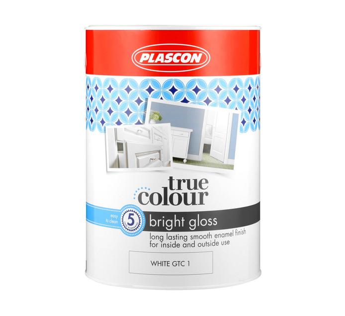 Plascon 5 l True Colour Gloss