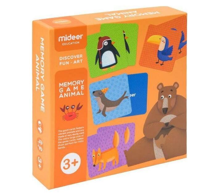 Mideer Memory Game - Animal