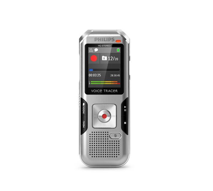 Philips DVT4010 8GB Voice Recorder for Conversations