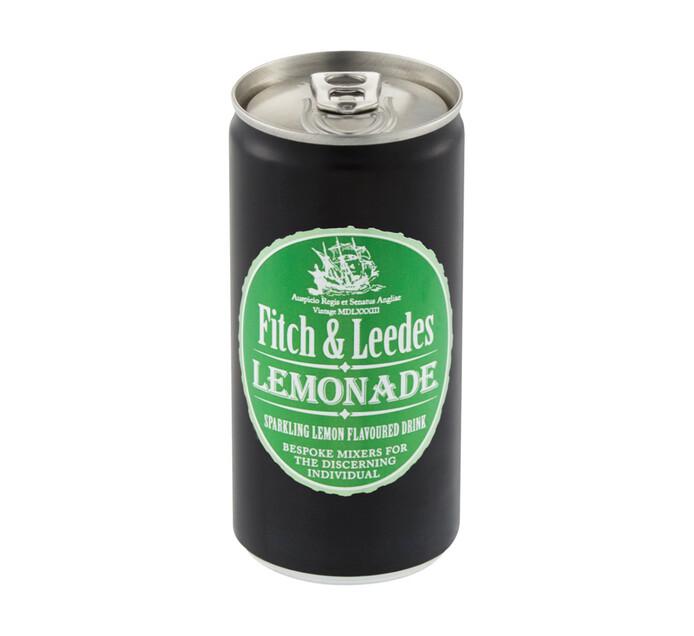 Fitch & Leedes Lemonade Can (24 x 200ml)