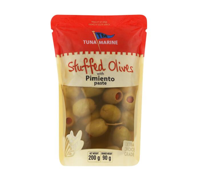 Tuna Marine Olives Stuffed Doy (1 x 180g)