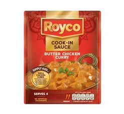 Royco Dry cook In Sauce Butter Chicken (1 x 41-50g)