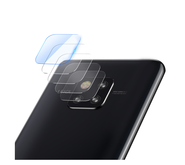 Baseus 0.2mm Glass Camera Lens Protectors for Huawei Mate 20 Pro