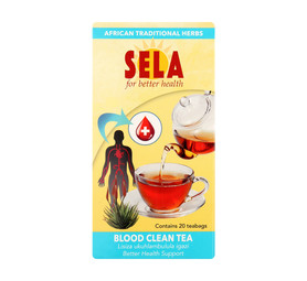 SELA 20's Sela Blood Clean Tea