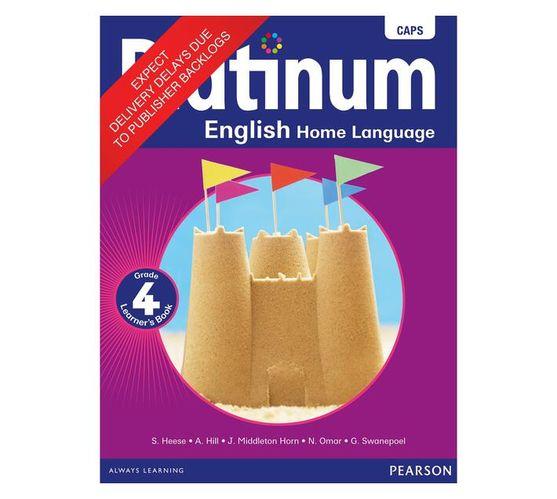 Platinum English home language : Grade 4 : Grade 4: Learner's book (Paperback / softback)