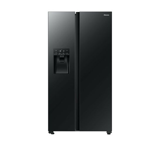 Hisense 535 l Side-by-Side Frost Free Fridge with Water and Ice Dispenser