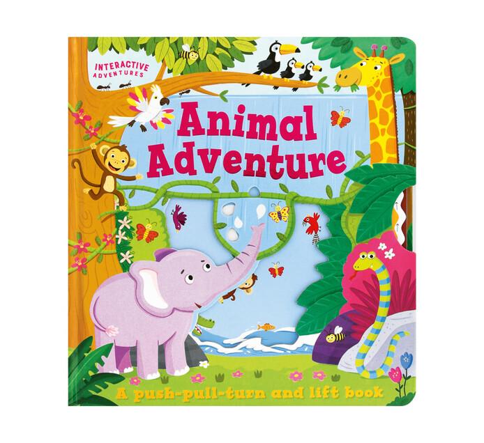 Animal Adventure Book