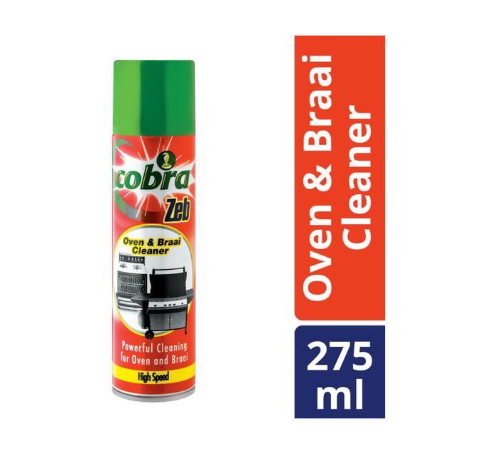 Cobra Zeb Oven Cleaner High Speed (12 x 275ML)