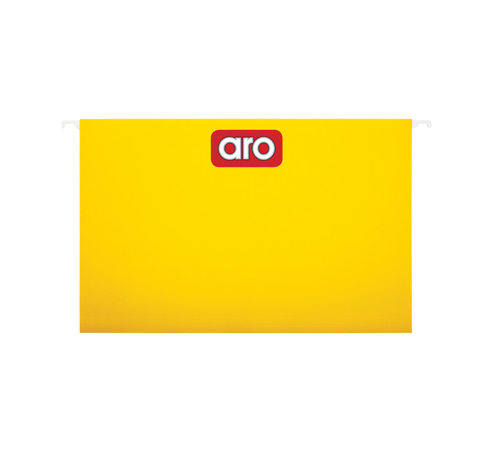 ARO Suspension Files Yellow 25 Pack