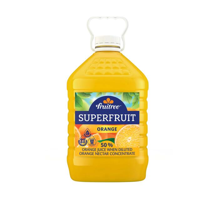 Fruitree Superfruit Orange (4 x 4L)
