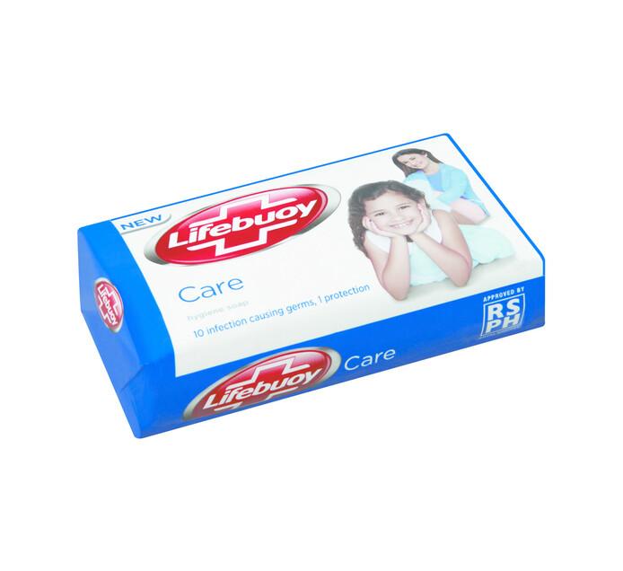 Lifebuoy Bath Soap Care White (12 x 100g)