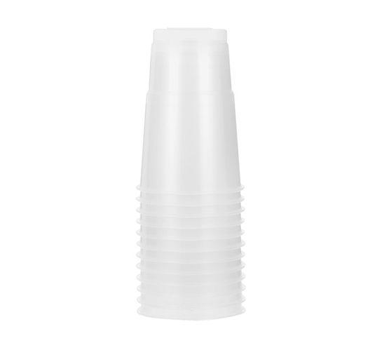 Kwik Shot Plastic Cup Clear