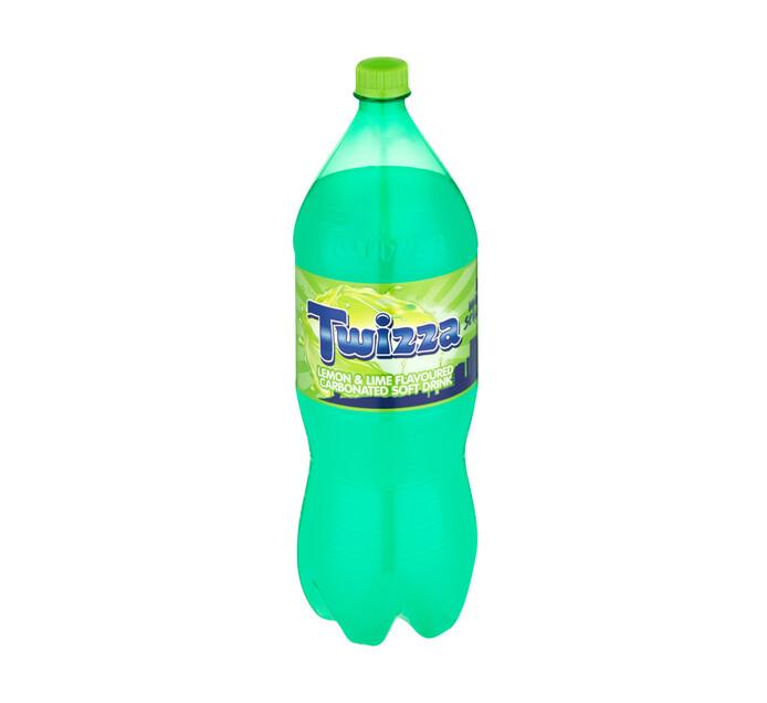 Twizza Soft Drink Lemon & Lime (1 x 2L)