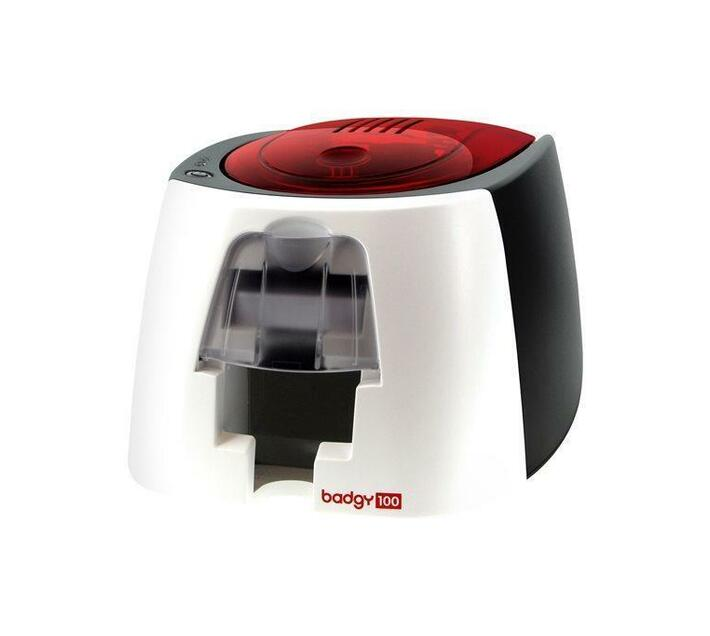 Badgy 100 - plastic card printer - colour - dye sublimation/thermal transfer