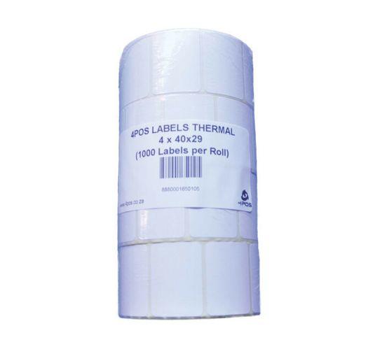 Compupos 4X40X29 Thermal Rolls