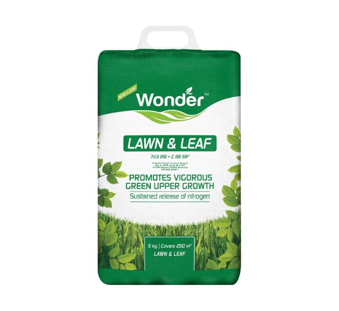 Efekto 5 kg Wonder Lawn & Leaf Fertiliser 7:1:3 SR