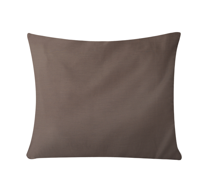 Primaries Continental Pillowcase Coffee