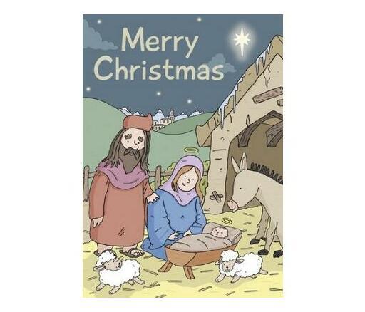 Kid`S Christmas - Nativity