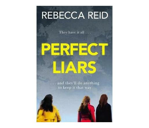 Perfect Liars : Perfect for fans of Big Little Lies