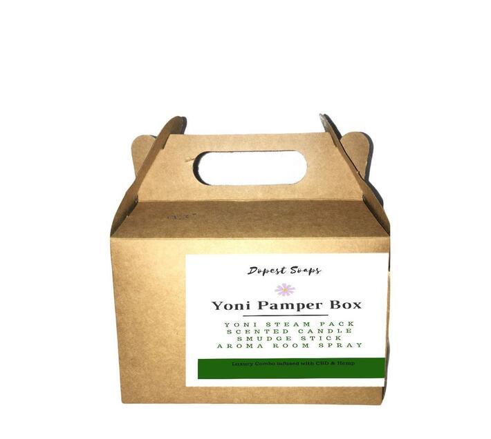 Yoni Care Luxurious Pamper Box