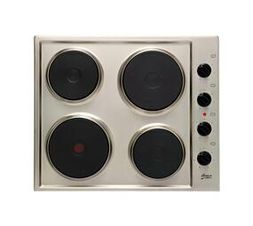 Univa Solid Plate Hob With Control Panel