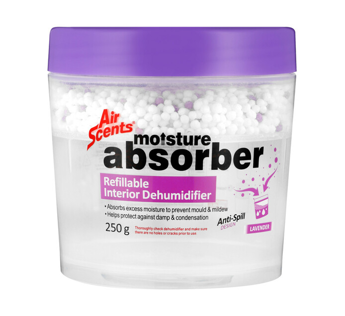 Air Scents Moisture Absorber Lavender (1 x 250g)