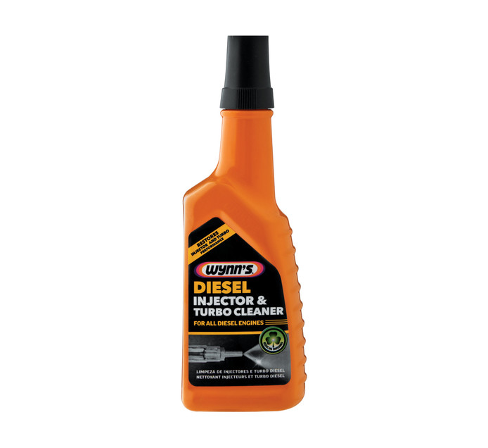Wynns 375ml Diesel INJECTOR AND TURBO CLEANER