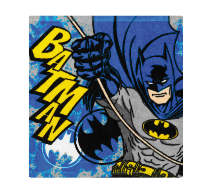 Character Batman Face Cloth