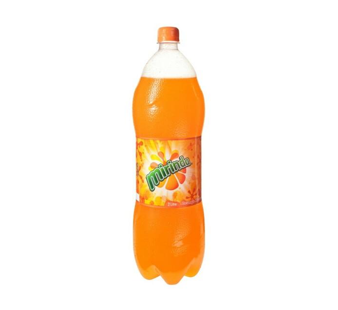 Pepsi Mirinda Orange (1 x 2lt)