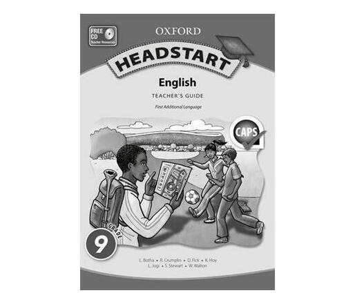 Headstart English CAPS: Gr 9: Teacher's book