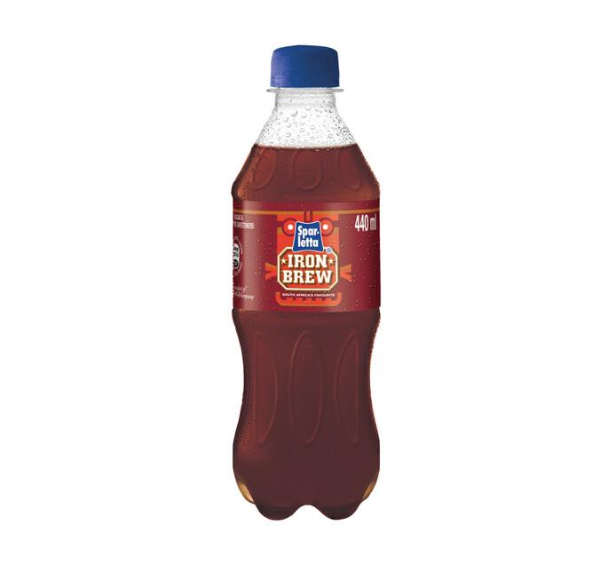 Iron Brew Brew Soft Drink Bottle (24 x 440ml)