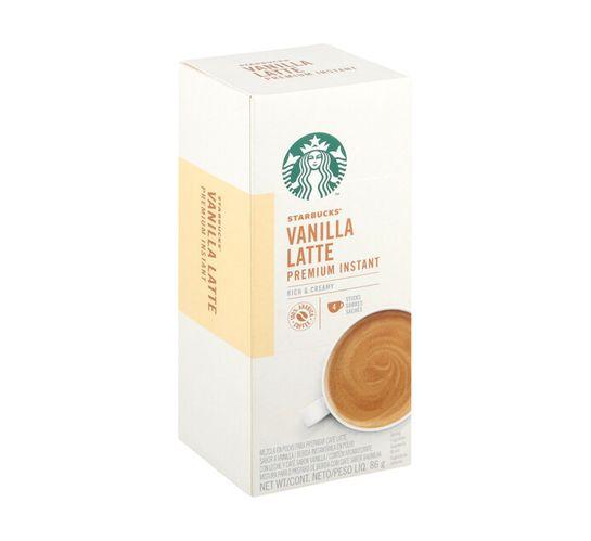 Starbucks Coffee Mixes Vanilla Latte (1 x 86g)