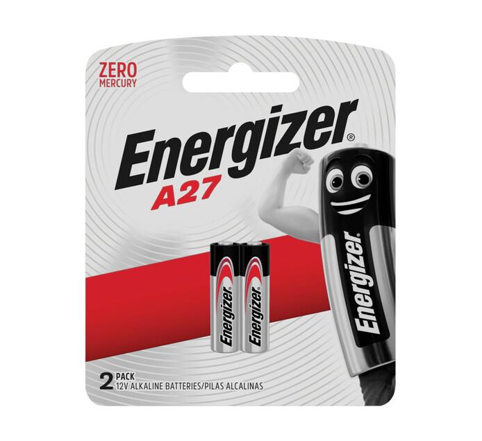 Energizer Miniature Alkaline A27 BP2