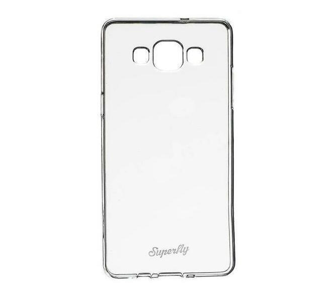 Superfly Soft Jacket Slim Samsung Galaxy A5 Cover (Clear) (2016)