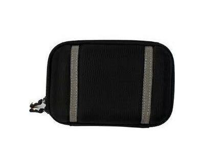 Portable Hard Drive Case - Black