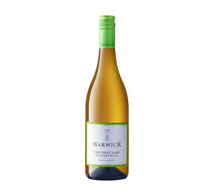 Warwick First Lady Sauvignon Blanc (1 x 750 ml)