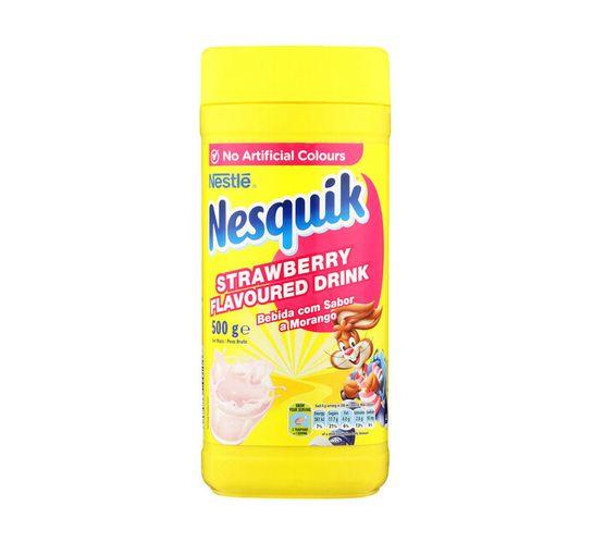 Nestle Nesquik Strawberry (6 x 500g)