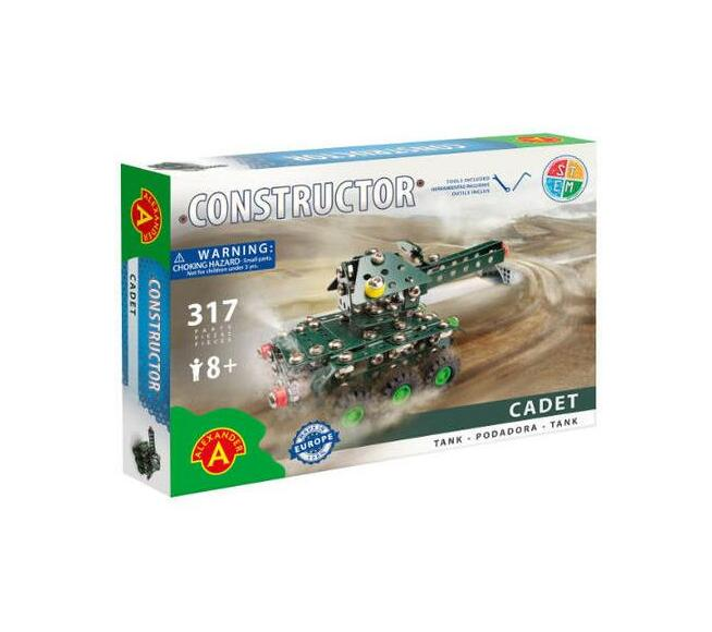 Constructor - Cadet (Scout Tank)