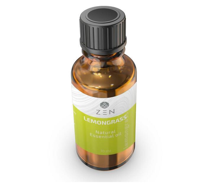 Zen Natural Essential Oil Blend - Lemongrass
