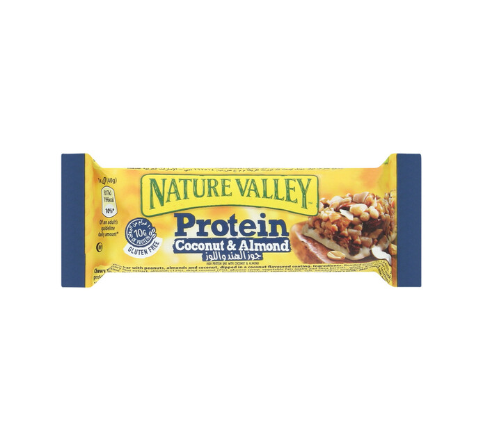 Nature Valley Protein Bar Coconut and Almonds (1 x 40g)