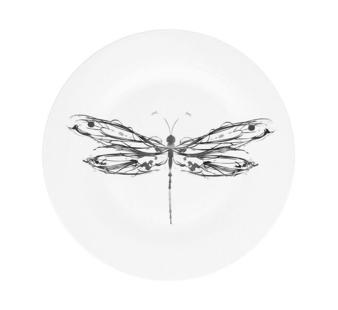 26 cm Dragonfly Dinner Plate