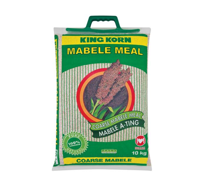 King Korn Mabela Meal Coarse (1 x 10kg)